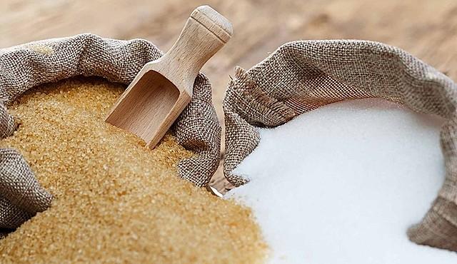 Lo zucchero bianco subentra allo zucchero di canna