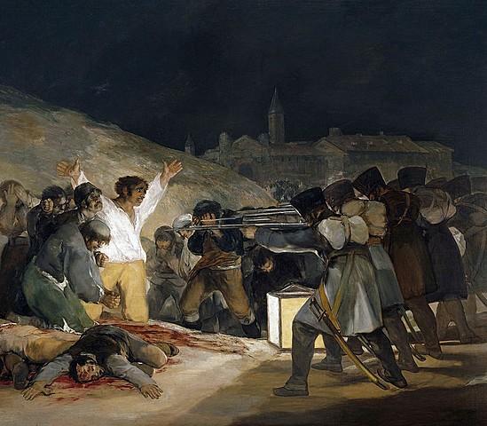 La Spagna non si arrende a Napoleone
