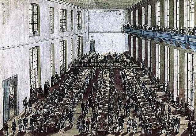 Az 1832-36-os országgyűlésen követ és a liberális ellenzék vezérszónoka