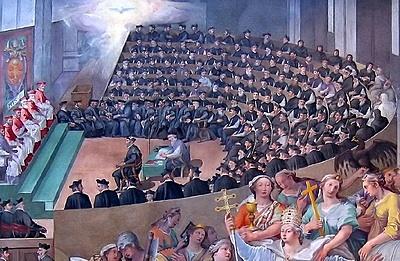 Pio IV emana la bolla Professio Fidei Tridentinae
