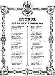 Hymnus - a magyar nép zivataros századaiból