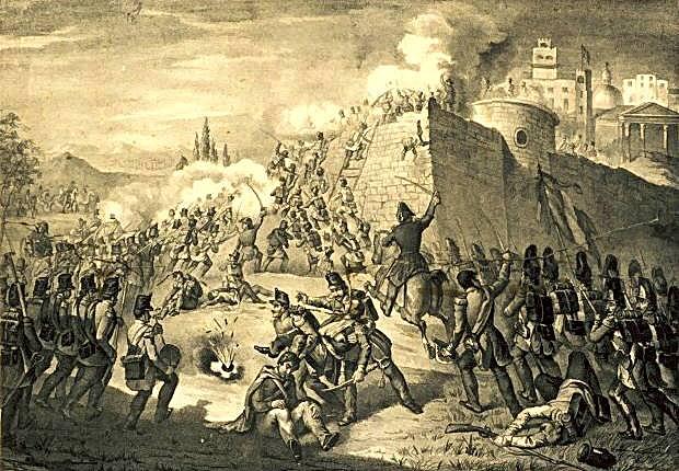 Assedio di Roma