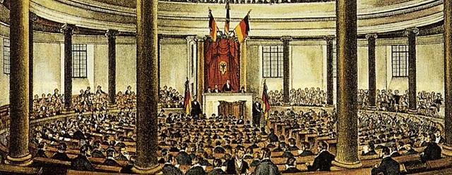 Convocazione del Vorparlament - Parlamento preliminare