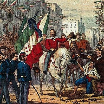 Italia dal 1848 al 1871 timeline