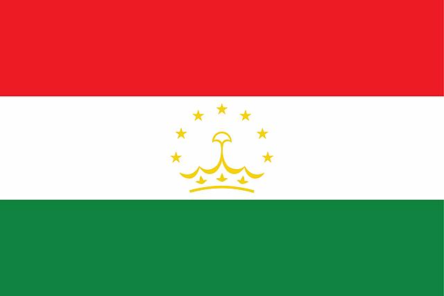 Support for Tajikistan