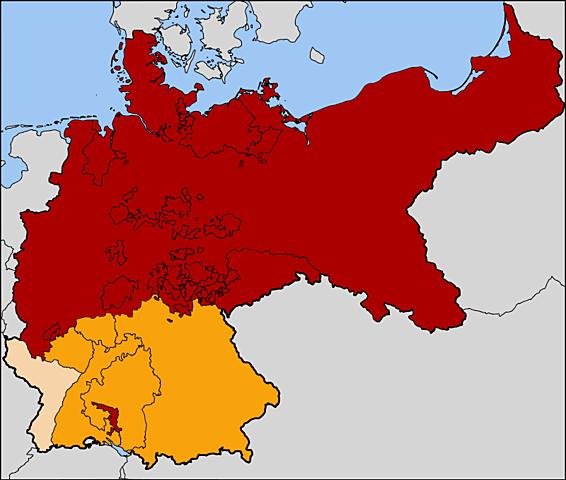 Trattato della Confederazione Tedesca del Nord