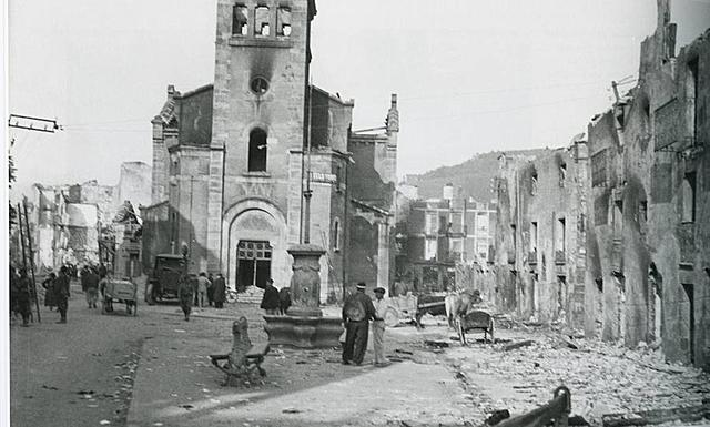 Bombardeig de Gernika i la Legió Cóndor