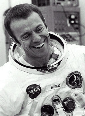 First American in Space