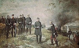 Resa della Francia - Sedan 1/2 settembre 1870