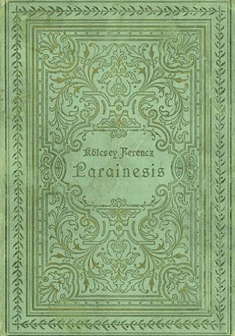 Parainesis Kölcsey Kálmánhoz