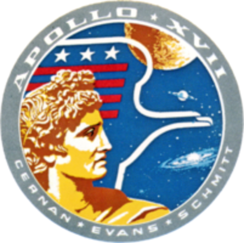 USA: Apollo 17's return from the moon