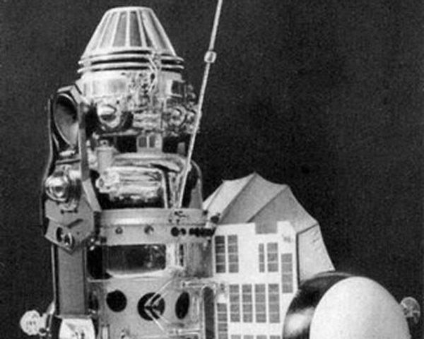 USSR: probe lands on Venus