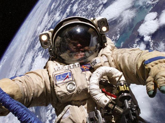 """RUSSIAN: Space """"WALK"""""""