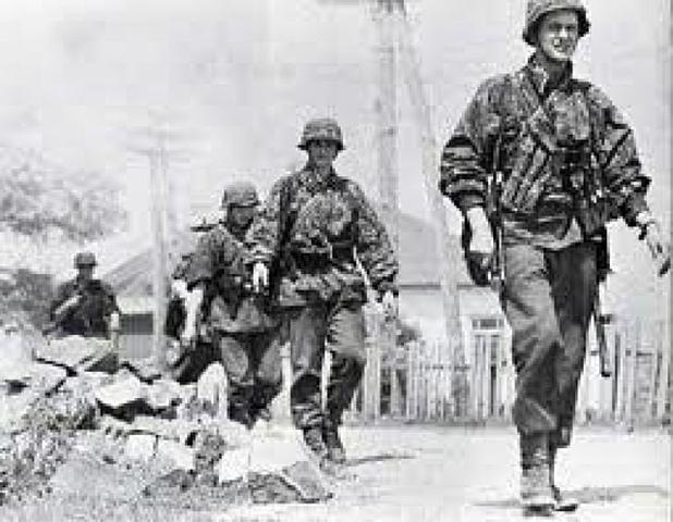 Despues de la 2da Guerra Mundial