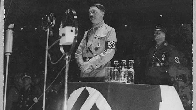 Hitler com a Canceller