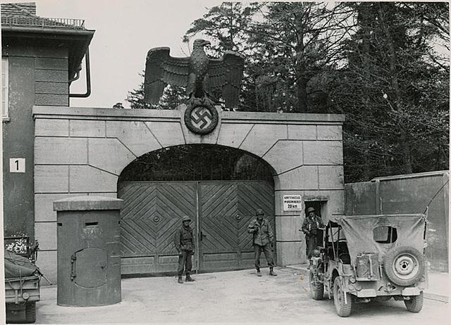 Camp de concentració de Dachau