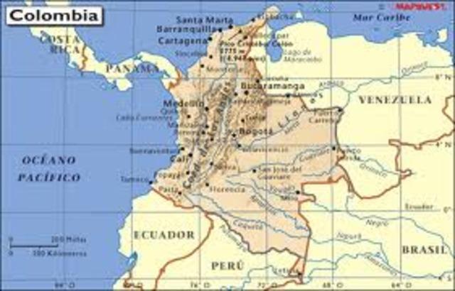 Estados Unidos de Nueva Granada