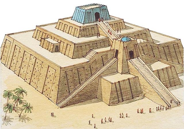 Arquitectura Mesopotànic