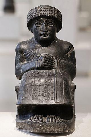 Obra representativa Mesopotània