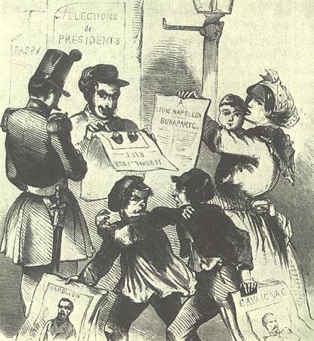 L'inizio della terza rivoluzione francese: la Seconda Repubblica