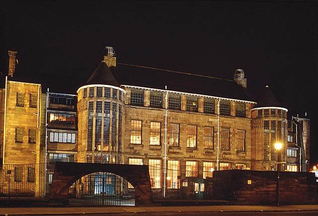 Scotland Street School Museum acaba de ser dissenyada