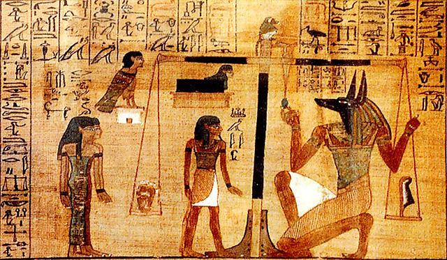 Obra representativa Egipte