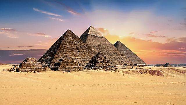 Piramides a Egipte
