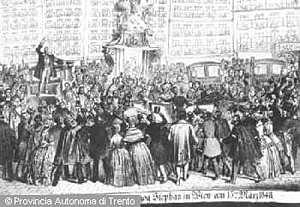1848 nel resto d'Europa