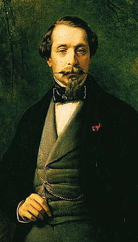 Luigi Napoleone Bonaparte eletto presidente della Repubblica.