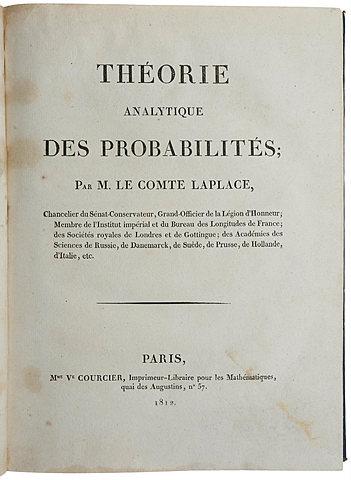 Tratado de Pierre Simon Laplace