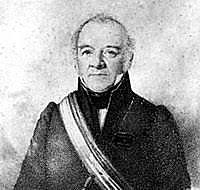 Maza Gobernador provisorio de Buenos Aires