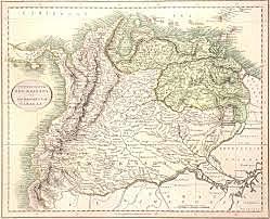 Creación del Virreinato de Nueva Granada