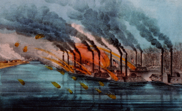 The Battle of Fort Henry