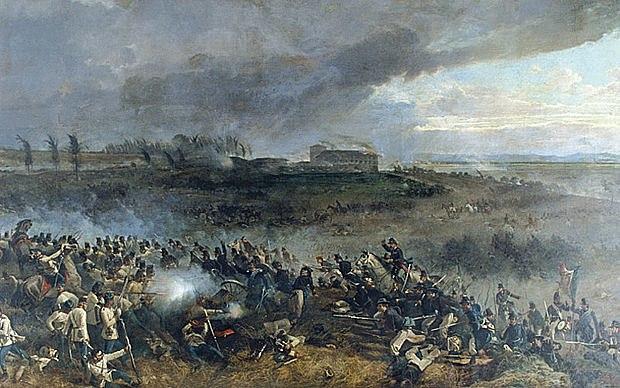 Guerra contro l'Austria a fianco del Piemonte