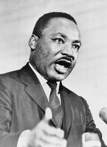 Martin Luther King Jr recieved the Nobel Peace Prize