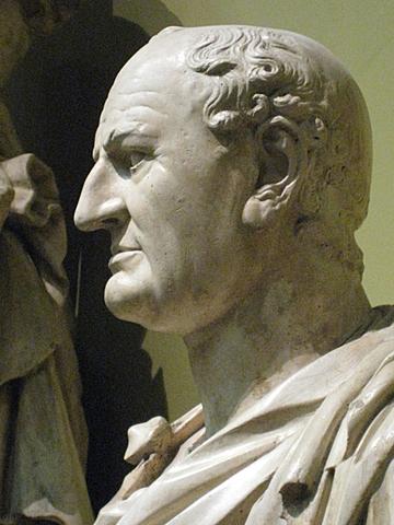 Tito Flavio Vespasiano conquista el sur de Britania