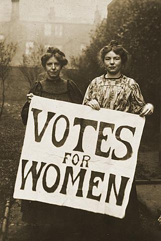 Stemmerett for kvinner