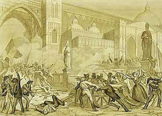 La Rivolta delle Due Sicilie
