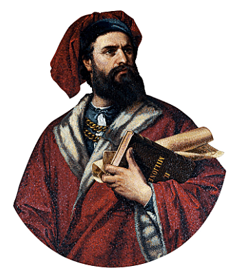 Marco Polo torna d'Orient