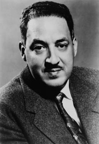 Thurgood Marshall in Supreme Court (S)