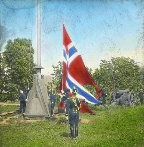 Union mellom Norge og Svergie