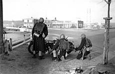 Invasió de Dinamarca i Noruega per les tropes Alemanyes