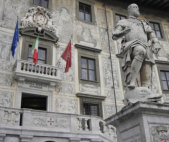 Fondazione della Scuola Normale Superiore a Pisa