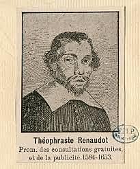 Renaudot and Richelieu