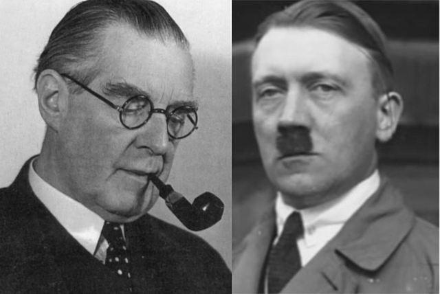 Peter Behrens afiliat als Nazis
