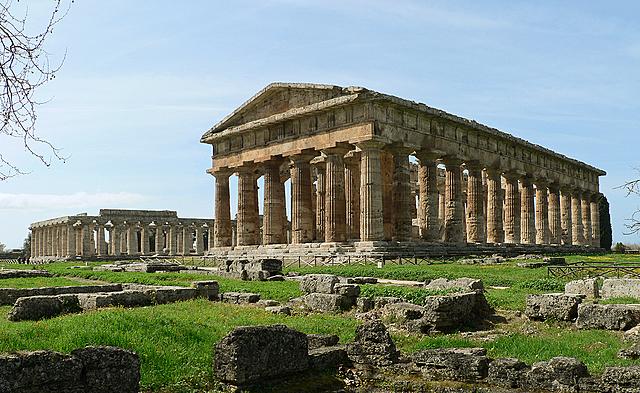 Obra representativa Grecia (Arquitectura)