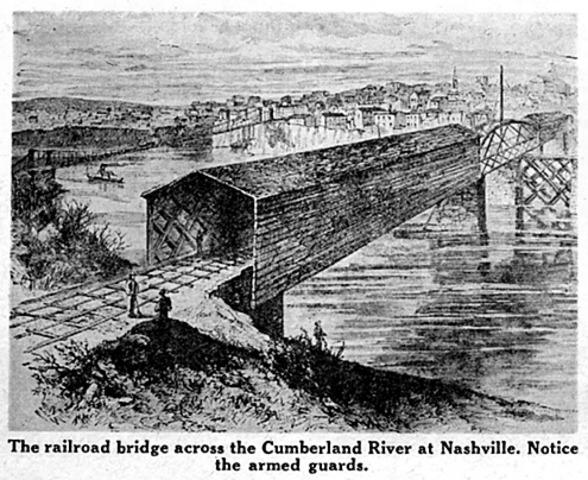 Nashville under Federal occupation