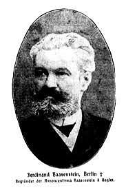 Ferdinand Haasenstein