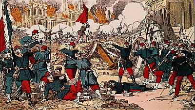 La settimana di sangue e la fine della Comune di Parigi