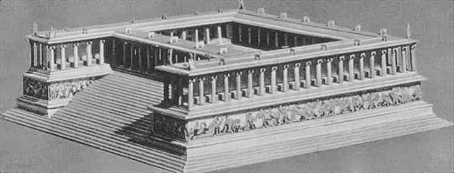Obra representativa Grecia